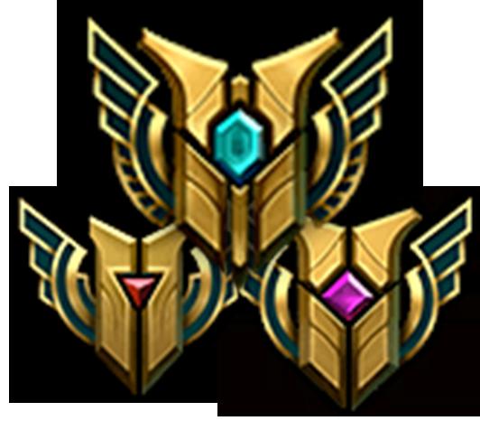 Champions rank boost
