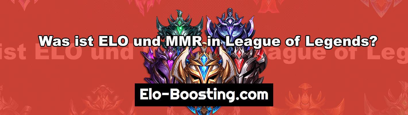 Was ist ELO und MMR in League of Legends?